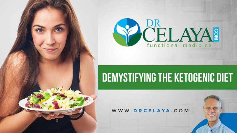 The Ketogenic Diet and blood sugar, inflammation, blood pressure, and memory?