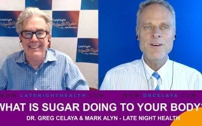 What is SUGAR doing to your body?