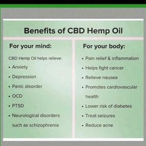 CBD - Health products