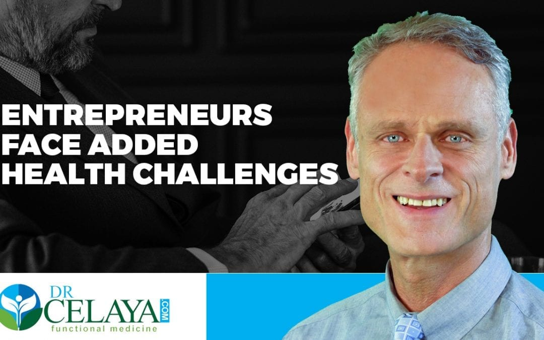 Entrepreneurs face added health challenges