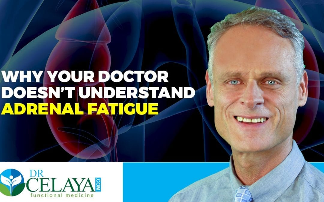 Why your doctor doesn't understand adrenal fatigue.
