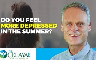 Do you feel more depressed? Functional Medicine solutions.