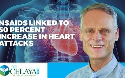 NSAIDs linked to 50 percent increase in heart attacks