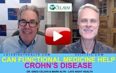 Crohn's Disease help