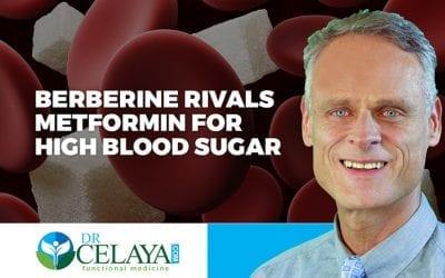 Berberine rivals metformin for high blood sugar