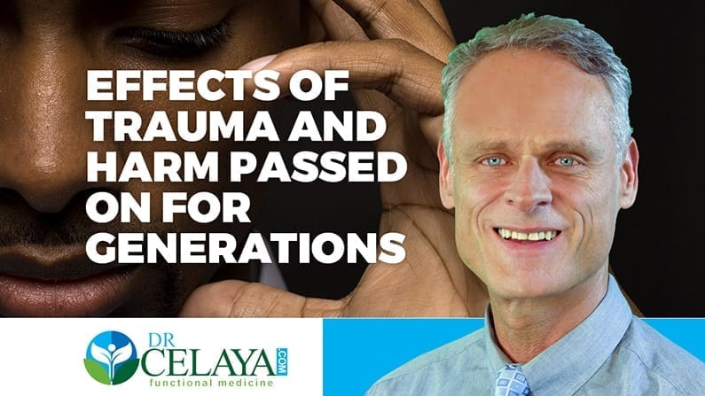 Effects of trauma and harm passed on for generations