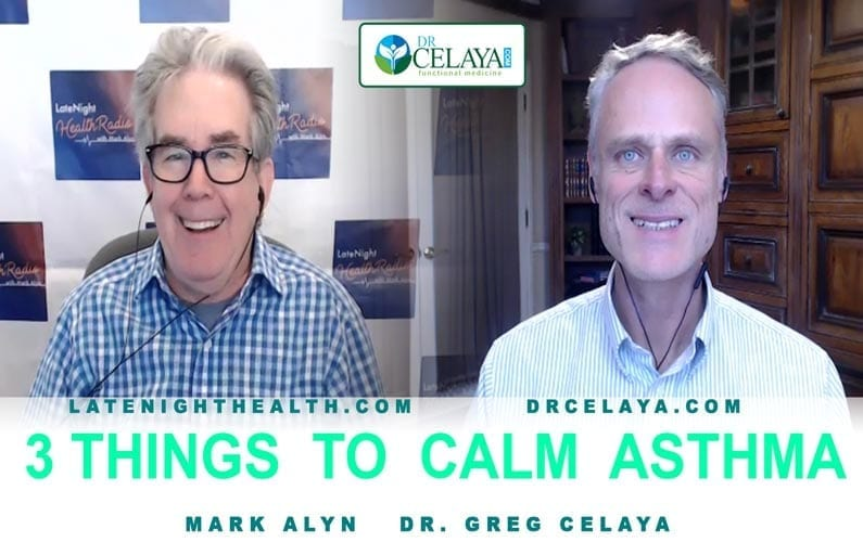 3 things to calm ASTHMA
