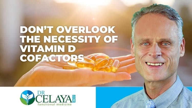 Don't overlook the necessity of vitamin D cofactors
