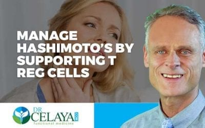 Manage Hashimoto's by supporting T reg cells