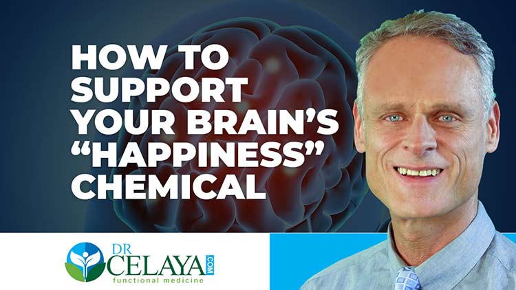 "How to support your brain's ""happiness"" chemical"