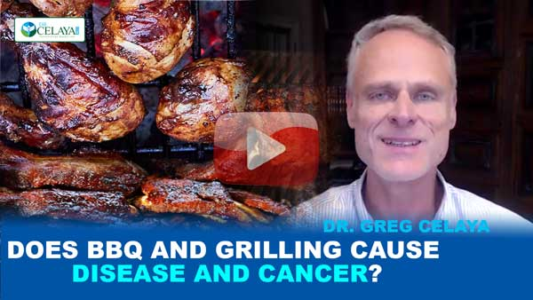 Does BBQ/Grilling cause disease & Cancer