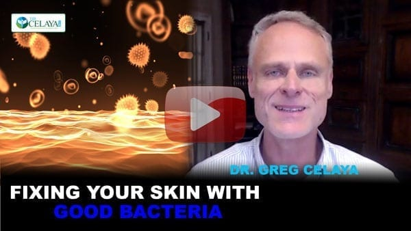 Fixing your skin with good bacteria