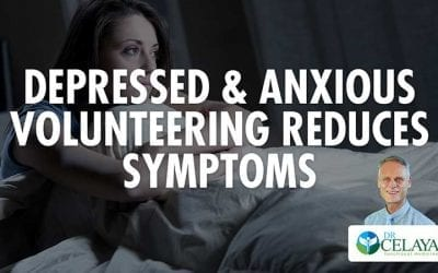 Depressed & anxious? Volunteering reduces symptoms