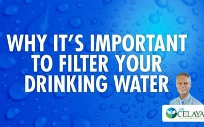 Why it's important to filter your drinking water
