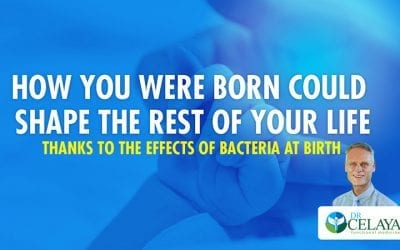 How you were born could shape the rest of your life thanks to the effects of bacteria at birth