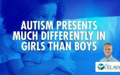 Autism presents much differently in girls than boys